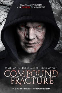 Compound Fracture (2014) cover