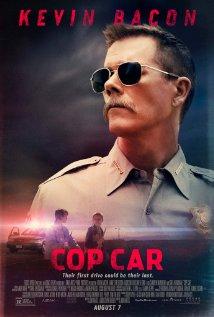 Cop Car (2015) cover