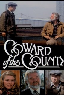 Coward of the County 1981 poster
