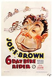 6 Day Bike Rider (1934) cover