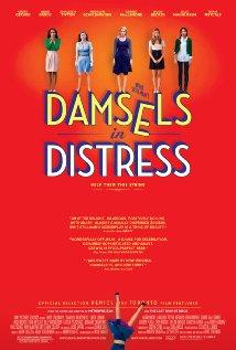 Damsels in Distress 2011 poster