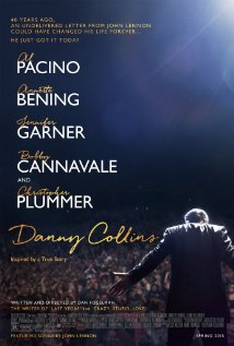 Danny Collins (2015) cover