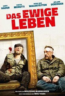 Das ewige Leben (2015) cover