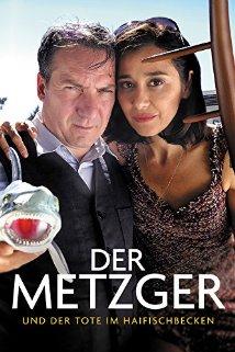 Der Metzger und der Tote im Haifischbecken (2015) cover