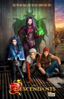 Descendants (2015) cover