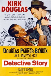 Detective Story (1951) cover