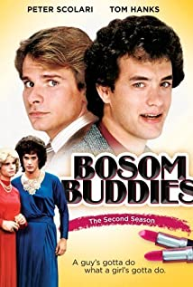 Bosom Buddies (1980) cover
