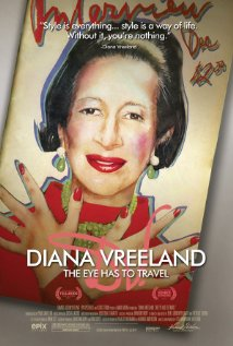 Diana Vreeland: The Eye Has to Travel (2011) cover