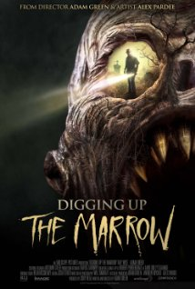 Digging Up the Marrow (2014) cover