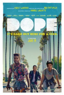 Dope 2015 poster