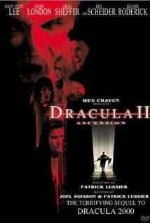 Dracula II: Ascension (2003) cover