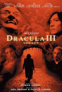 Dracula III: Legacy (2005) cover