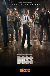 Boss 2011 poster