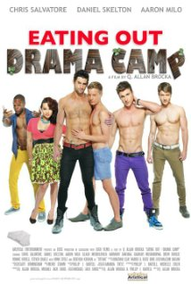Eating Out: Drama Camp (2011) cover