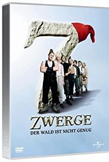 7 Zwerge - Der Wald ist nicht genug (2006) cover