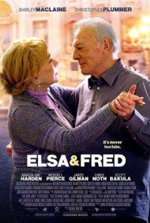 Elsa & Fred (2014) cover