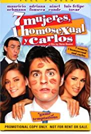 7 mujeres, 1 homosexual y Carlos (2004) cover