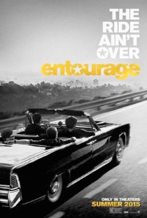 Entourage (2015) cover