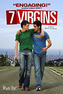 7 vírgenes (2005) cover