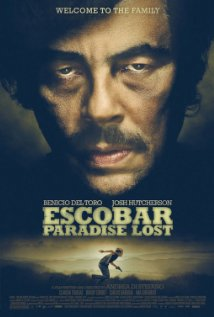 Escobar: Paradise Lost (2014) cover
