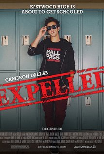Expelled (2014) cover