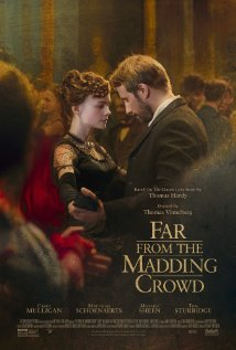 Far from the Madding Crowd (2015) cover