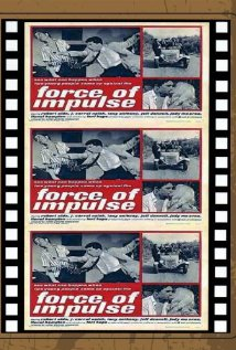 Force of Impulse (1961) cover