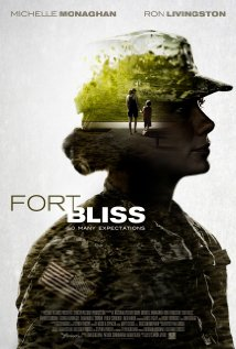 Fort Bliss (2014) cover