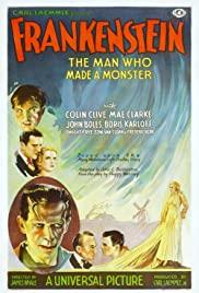 Frankenstein (1931) cover