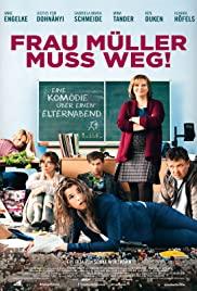 Frau Müller muss weg! (2015) cover