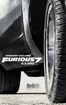 Furious Seven (2015) cover