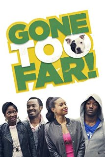 Gone Too Far (2013) cover