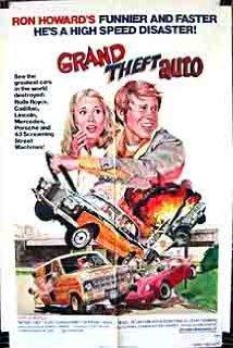 Grand Theft Auto (1977) cover