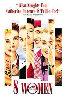 8 femmes (2002) cover