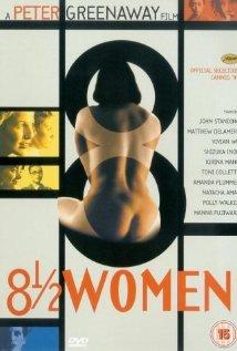 8 ½ Women (1999) cover