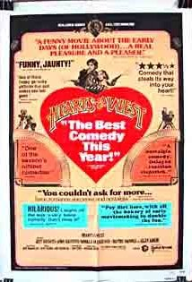 Hearts of the West (1975) cover