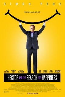 Hector and the Search for Happiness (2014) cover