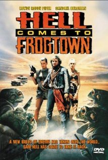 Hell Comes to Frogtown (1988) cover