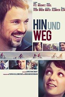 Hin und weg (2014) cover