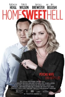 Home Sweet Hell (2015) cover