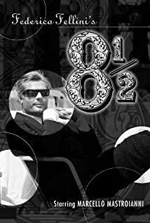 8½ (1963) cover