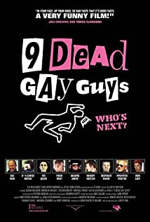 9 Dead Gay Guys 2002 poster