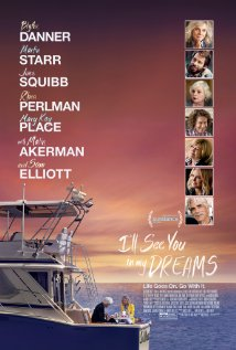 I'll See You in My Dreams 2015 poster