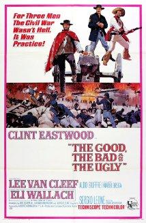 Il buono, il brutto, il cattivo (1966) cover