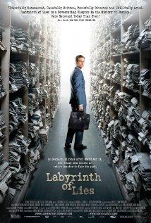 Im Labyrinth des Schweigens (2014) cover