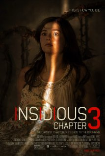 Insidious: Chapter 3 (2015) cover