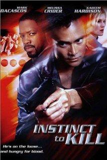 Instinct to Kill (2001) cover