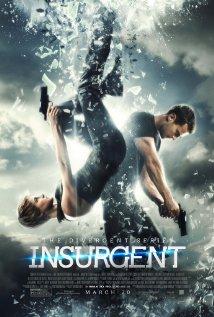 Insurgent (2015) cover