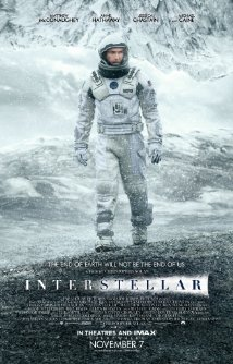 Interstellar (2014) cover