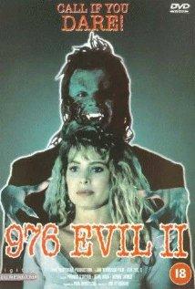 976-Evil II (1992) cover